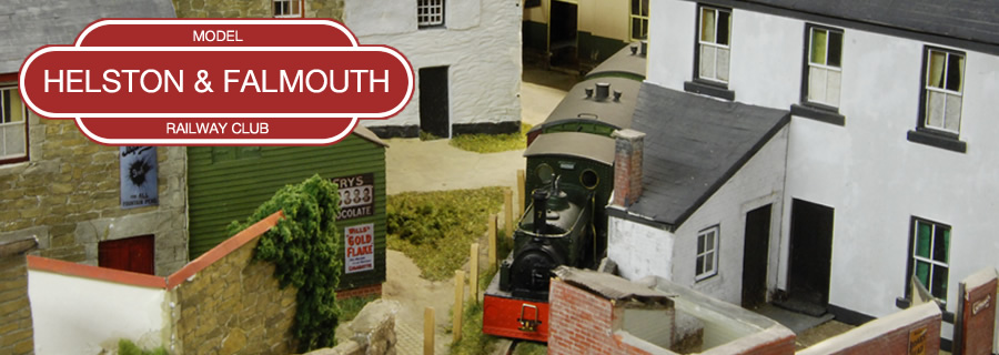 The Helston & Falmouth Model Railway Club