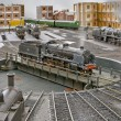 Southwark locomotive servicing point facing north ©Hornby Magazine